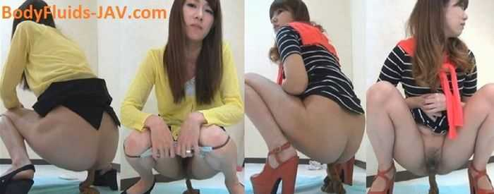 BFBB-04 Pervert filmed girls they pooping.