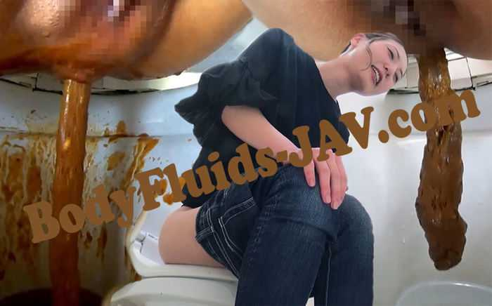 BFSL-168 Using the Friends Toilet to Shit 友人のトイレを使って HD