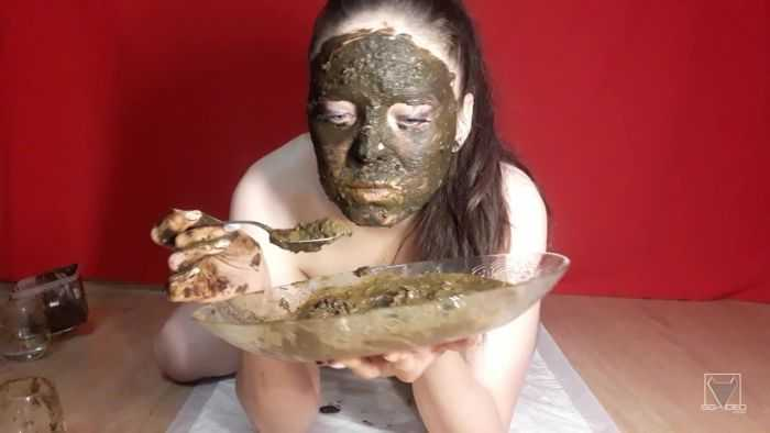 Scatlina Scat Swallow Xtra Big And Extreme Vomit By Top Babe Lina - Scatshop    2019